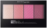 Kit farduri de obraz si iluminator Maybelline Master Blush Color & Highlighting Kit