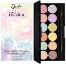 Paleta de farduri Sleek i-Divine Eyeshadow Palette - All The Fun Of The Fair