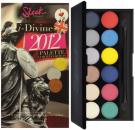 Paleta de farduri Sleek i-Divine Eyeshadow Palette -  Glory