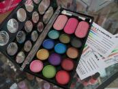 Paleta farduri si blush 15 piese Saffron - 002