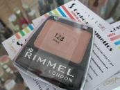 Blush Rimmel Lasting Finish Blendable powder blush - Bronze