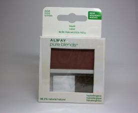 Blush compact Almay pure blends 98.2% natural - Orchid