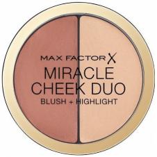 Blush cremos si iluminator Max Factor Miracle Cheek Duo  20 Brown Peach & Champagne
