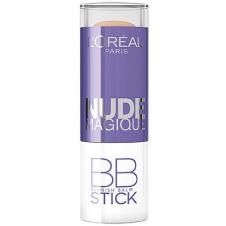 Corector L'Oreal Nude Magique BB Blemish Balm Stick -  Medium To Dark Skin
