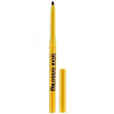 Creion dermatograf retractabil Maybelline The Colossal Kajal Eye Pencil - Black Negru