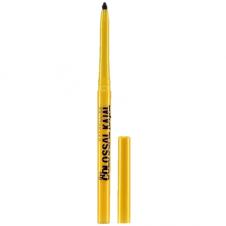 Creion dermatograf retractabil Maybelline The Colossal Kajal Eye Pencil - Black Negru