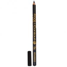 Creion dermatograf XL Bourjois Khol & Contour XL, Ultra Black, Negru