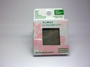 Fard Almay pure blends 98.2% natural - Sage