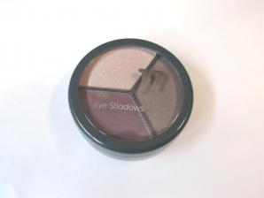 Fard de pleoape trio BOOTS 17 EYE SHADOW TRIO - Plum pudding