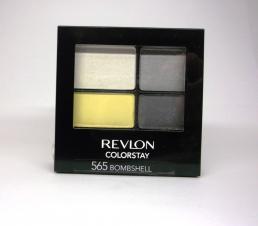 Farduri Revlon Colorstay 16 Hour Quad Eyeshadow - BombShell