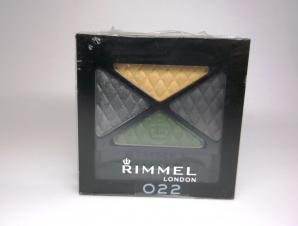 Fard Rimmel Glam eyes quad - Thrill Seeker