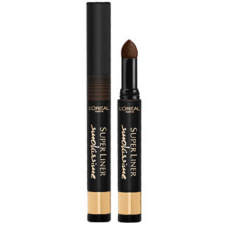 Fard tip stilou pentru machiaj smoky L'Oreal Super Liner Smokissime Powder Pen -  Brown Smoke