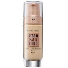 Fond de ten lichid cu hidratare Maybelline Dream Satin 10  Ivory