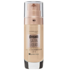 Fond de ten lichid cu hidratare Maybelline Dream Satin 24 Golden Beige