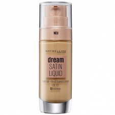Fond de ten lichid cu hidratare Maybelline Dream Satin 48 Sun Beige