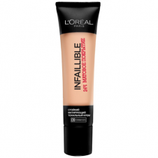 Fond de ten lichid matifianta L'Oreal Infallible 24H Matte , 09 , Light Sand, Nuanta deschisa