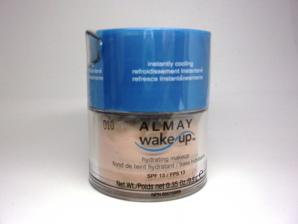 Fond de ten mineral si hidratant Almay Wake up - Ivory