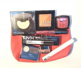 Kit machiaj produse cosmetice NYX - Must have