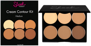 Paleta corectoare Sleek Cream Contour Kit Medium