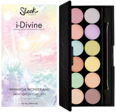 Paleta de farduri Sleek i-Divine Eyeshadow Palette - All The Fun Of The Fair