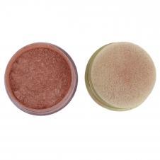 Blush-er cu puff de aplicare Body Collection Blusher Puff  - B14