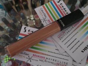 Lip gloss Revlon Colorburst  - Gold Dust