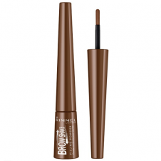 Pudra pentru sprancene Rimmel Brow Shake Filling Powder 002 Medium Brown