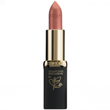 Ruj L'Oreal Collection Exclusive Lipstick Eva's Nude