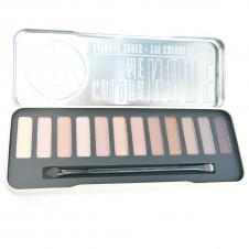 Trusa farduri W7 Colour Me Nude Eyeshadow Palette