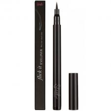 Tus lichid pentru conturul ochilor Sleek Flick It Liquid Eyeliner Pen, Dazzling Black, Negru,1.5g
