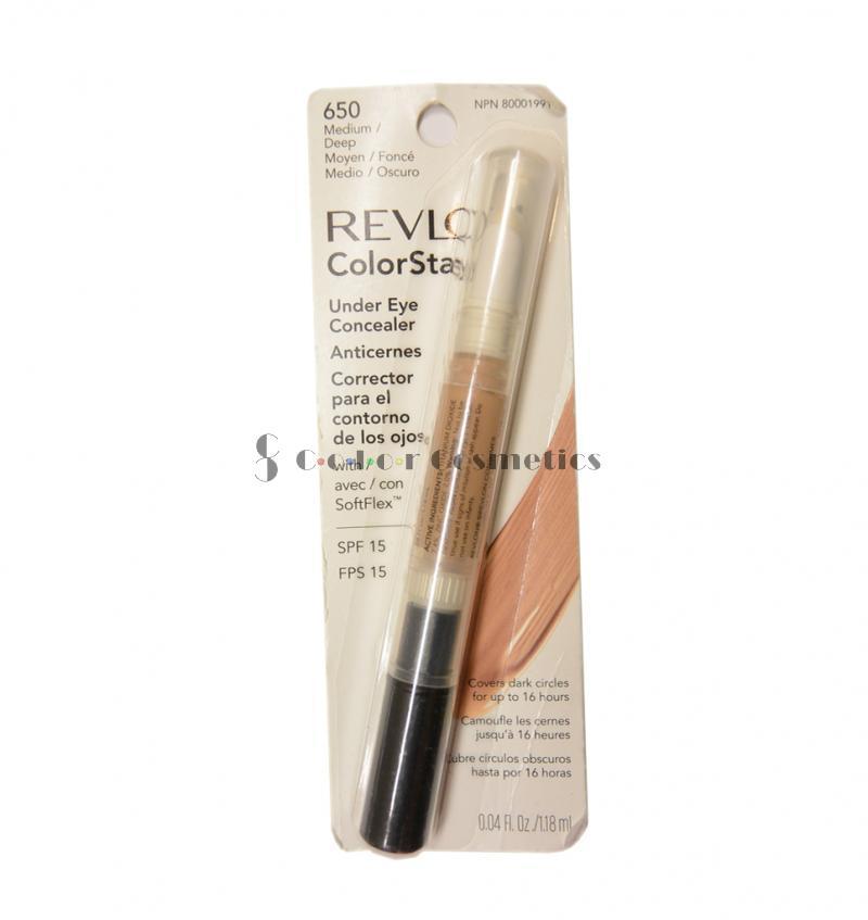 Anticearcan Revlon Colorstay Under Eye Concealer - Medium/deep
