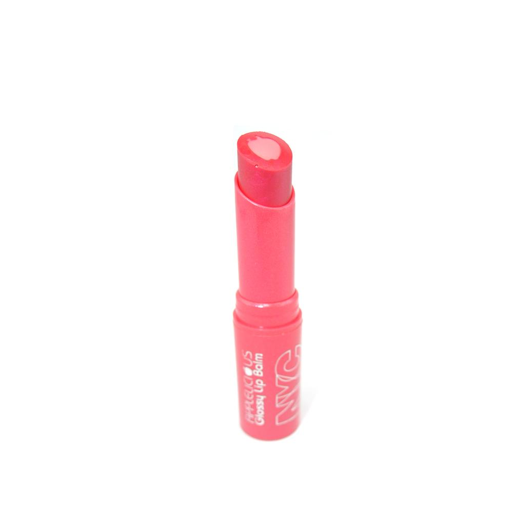 Balsam de buze New York Color Applelicious Glossy Lip Balm - Applelicious Pink