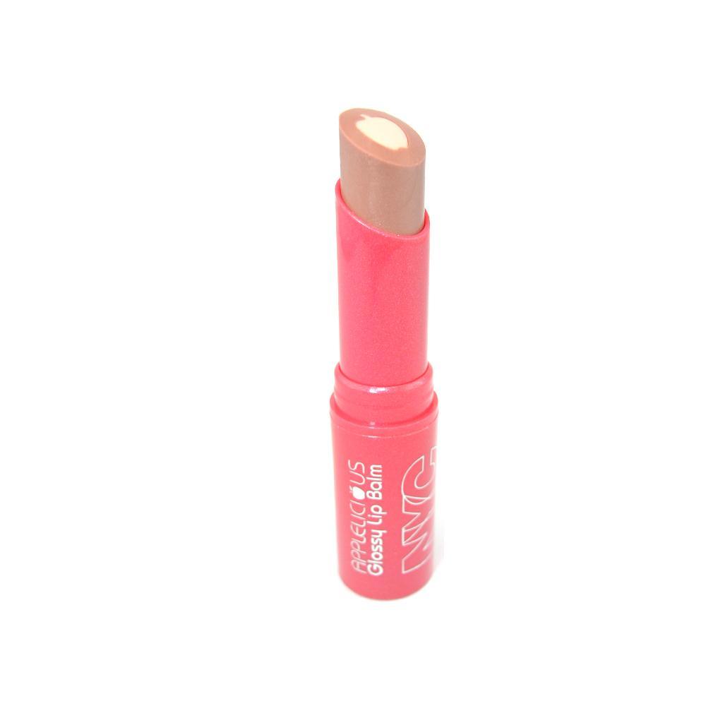 Balsam de buze New York Color Applelicious Glossy Lip Balm - Caramel Apple