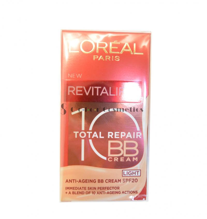 BB cream  L'Oreal Revitalift 10 Total Repair BB Cream - Light