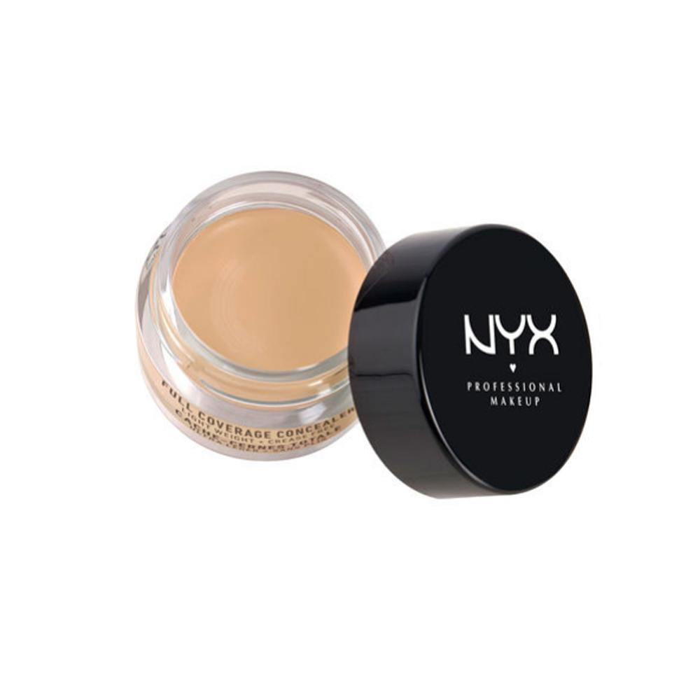 Corector cremos NYX Full Coverage Concealer -  Fresh Beige