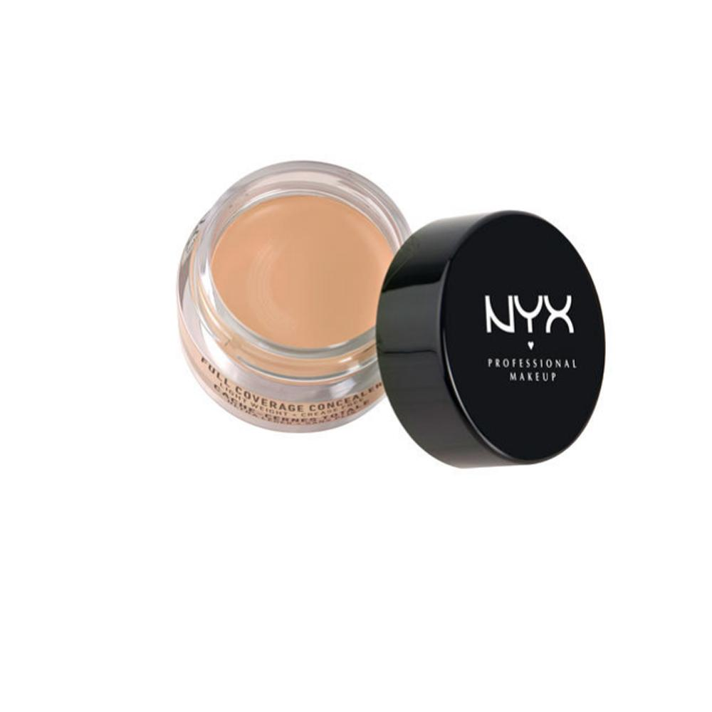 Corector cremos NYX Full Coverage Concealer -  Nude Beige