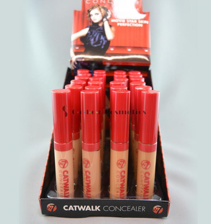 Corector lichid W7 Catwalk Concealer - Medium