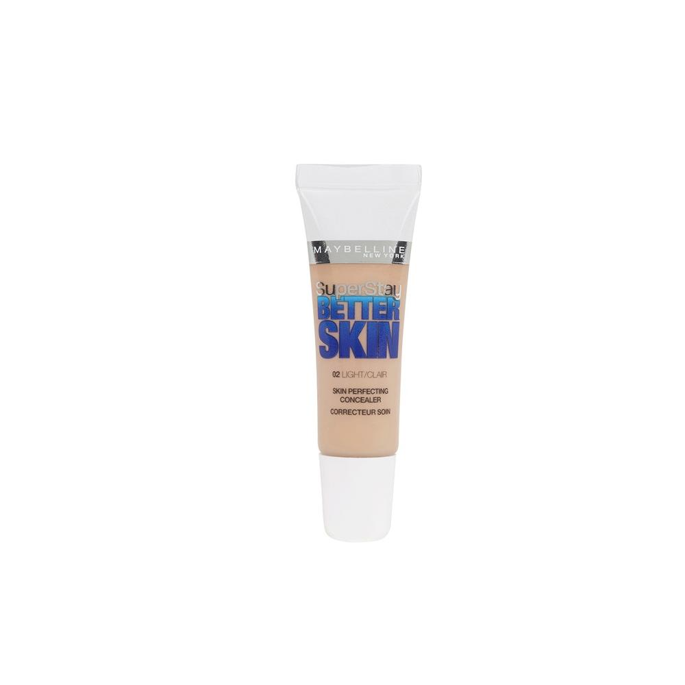 Corector Maybelline Super Stay Better Skin Concealer -  Light/Clair