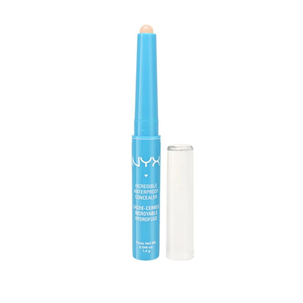 Corector stick rezistent la apa NYX Incredible Waterproof Concealer - Beige