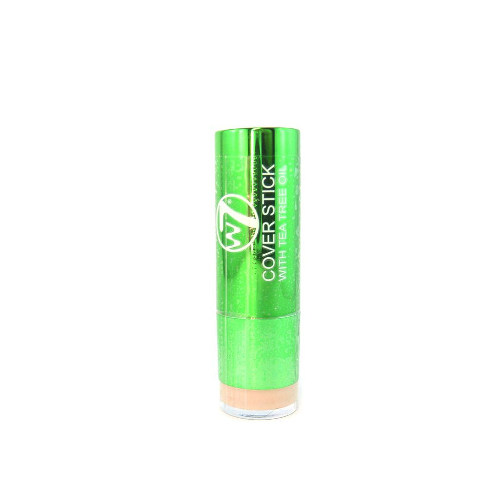 Corector W7 Tea Tree Concealer Coversticks Light/Medium