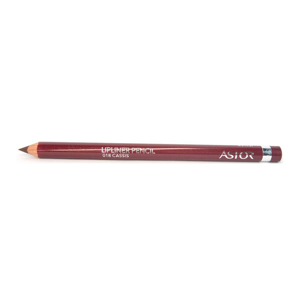 Creion contur buze Astor Lip Liner Pencil - Cassis