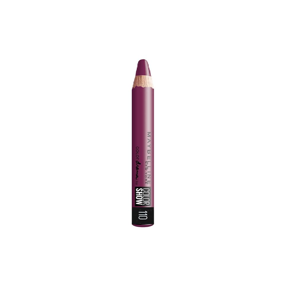 Creion contur buze Maybelline Color Drama Show Off Lip Pencil - Pink So Chic