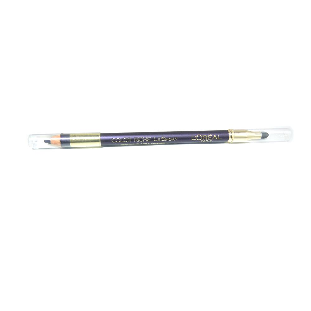 Creion contur ochi L'Oreal Color Riche Le Smoky Eyeliner Pencil - Purple dream