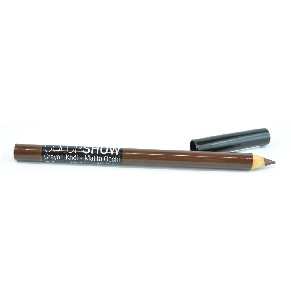 Creion contur ochi Maybelline Khol Eye Liner Pencil Crayon Color Show - Chocolate Chip