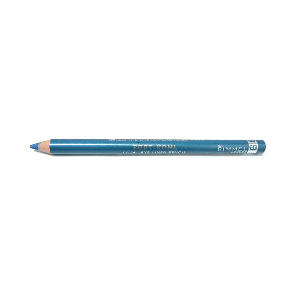 Creion contur ochi Rimmel Soft Kohl Kajal Eyeliner Pencil - Royal Blue