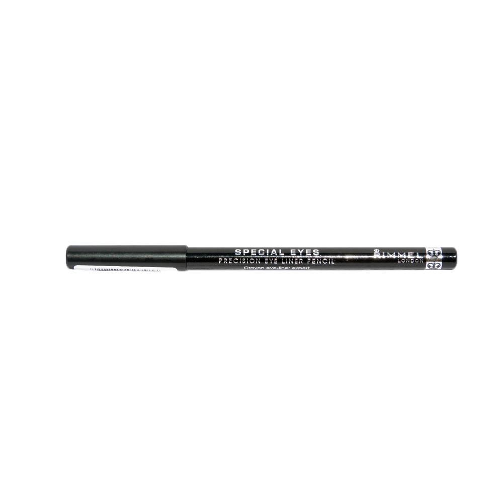 Creion contur ochi Rimmel Special Eyes Eyeliner Pencil - Black Magic