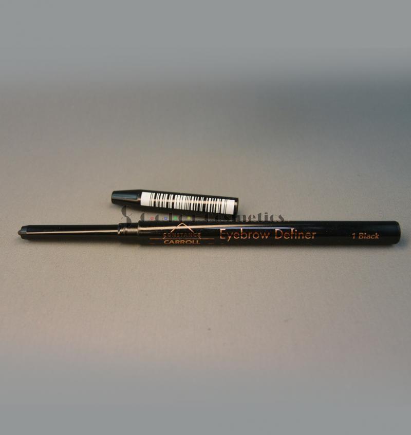 Creion contur sprancene retractabil Constance Carroll Eyebrow Definer - Black