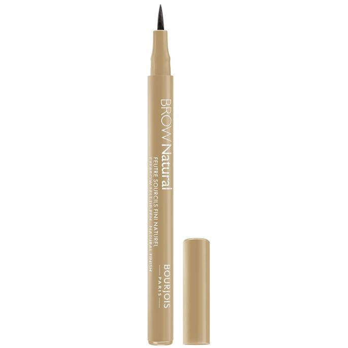Creion cu varf din fetru pentru sprancene Brow Natural Bourjois, Blond, Nuanta deschisa