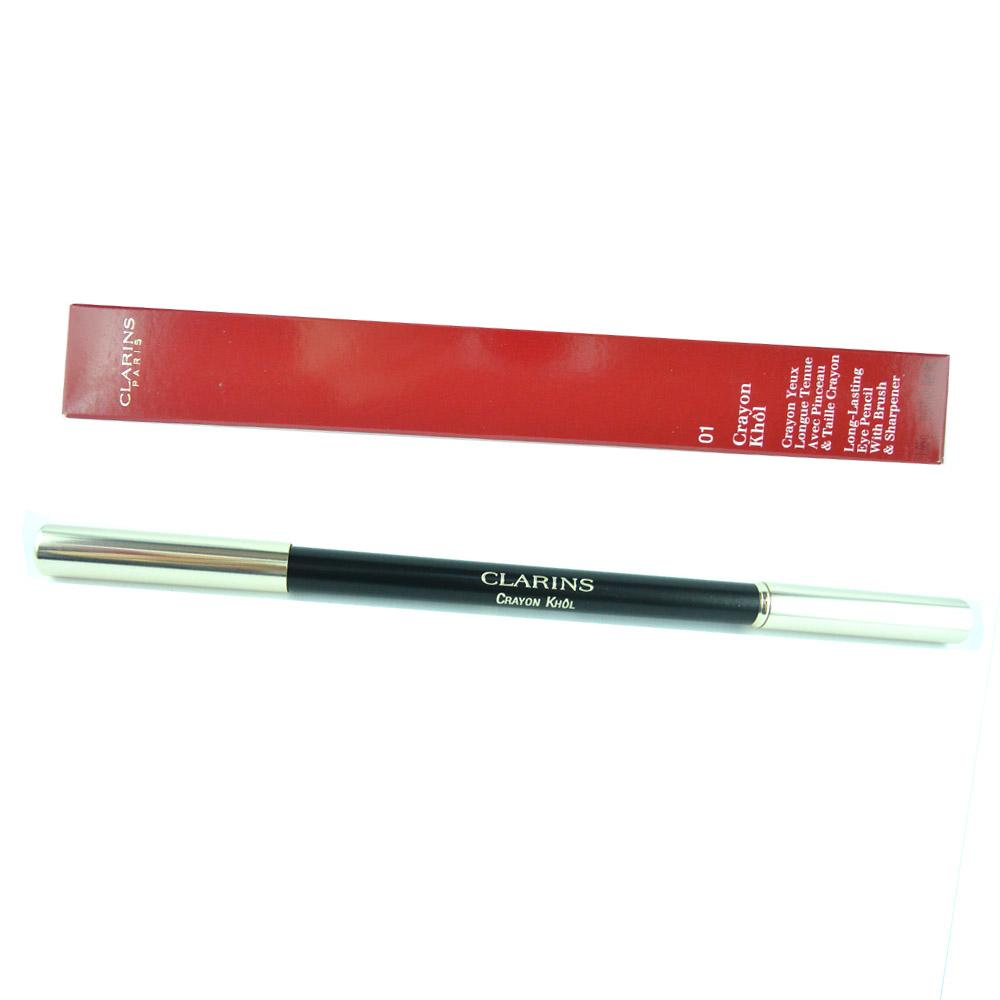 Creion dermatograf Clarins Long Last Kohl Pencil - Black