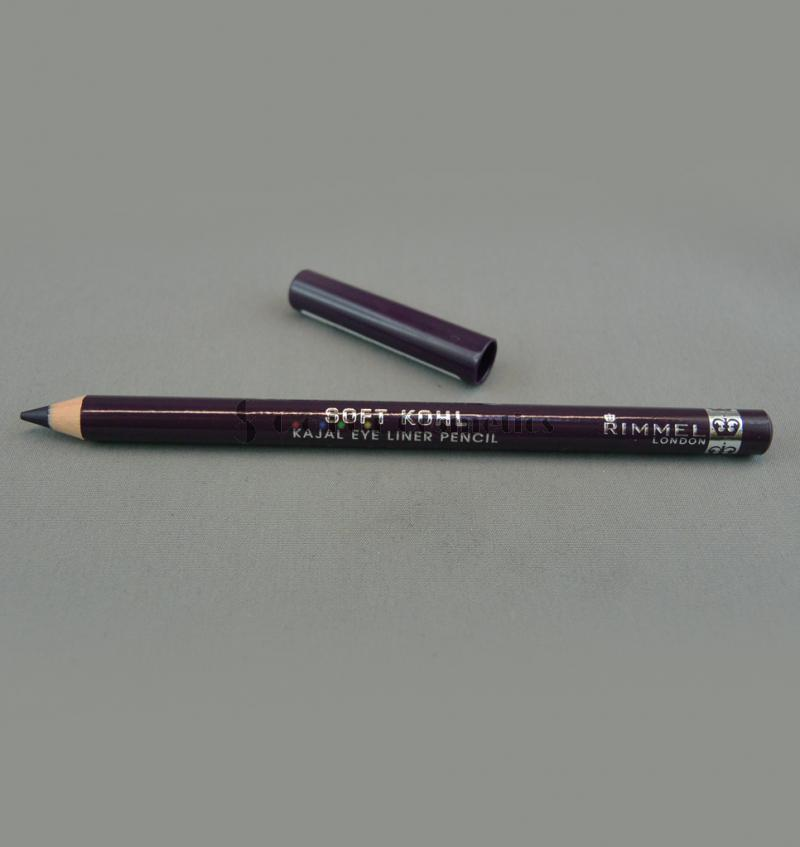 Creion dermatograf Rimmel Soft Khol Kajal Eye Pencil - Purple Passion